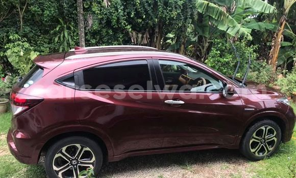 Buy Used Honda Vezel Red Car in Anse Aux Pins in East Mahé