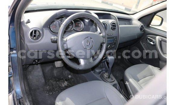 Buy Import Renault Duster Blue Car in Import - Dubai in East Mahé