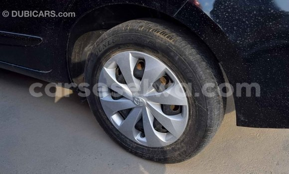 Buy Import Toyota Yaris Black Car in Import - Dubai in East Mahé