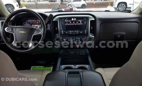 Buy Import Chevrolet Silverado White Car in Import - Dubai in East Mahé