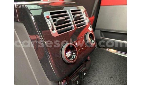 Buy Import Land Rover Range Rover Black Car in Import - Dubai in East Mahé