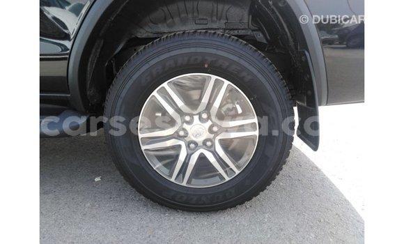 Buy Import Toyota Fortuner Black Car in Import - Dubai in East Mahé
