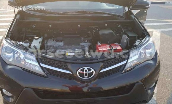 Buy Import Toyota RAV4 Black Car in Import - Dubai in East Mahé
