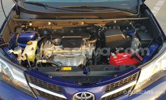 Buy Import Toyota RAV4 Blue Car in Import - Dubai in East Mahé