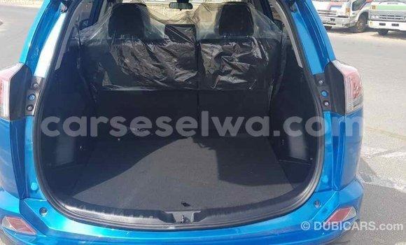 Buy Import Toyota RAV4 Blue Car in Import - Dubai in East Mahé