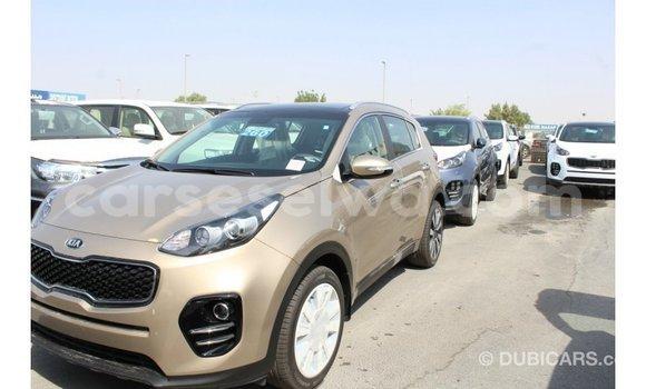 Buy Import Kia Sportage Black Car in Import - Dubai in East Mahé