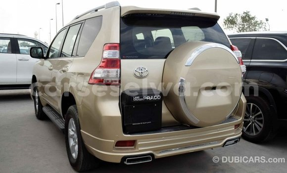 Buy Import Toyota Prado Other Car in Import - Dubai in East Mahé