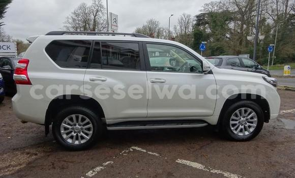 Buy Used Toyota Land Cruiser Prado Black Car in Pointe La Rue in East Mahé