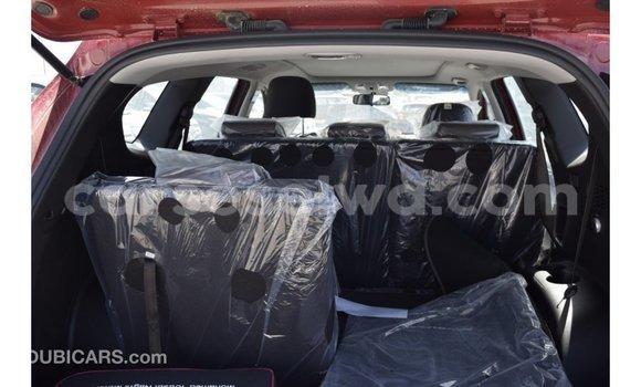 Buy Import Hyundai Santa Fe Red Car in Import - Dubai in East Mahé