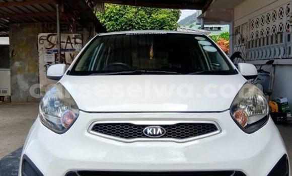 Buy Used Kia Picanto White Car in Plaisance in Greater Victoria