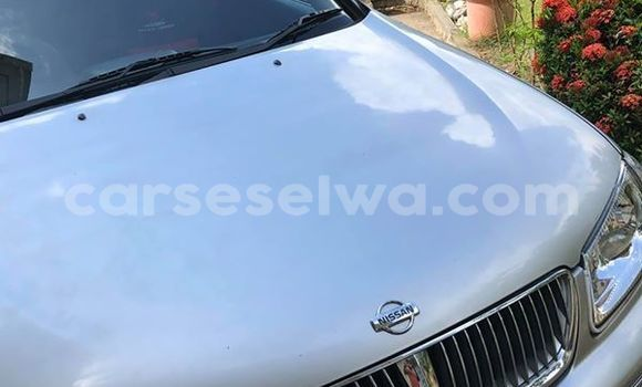 Buy Used Nissan Sunny Silver Car in Mahe in Victoria