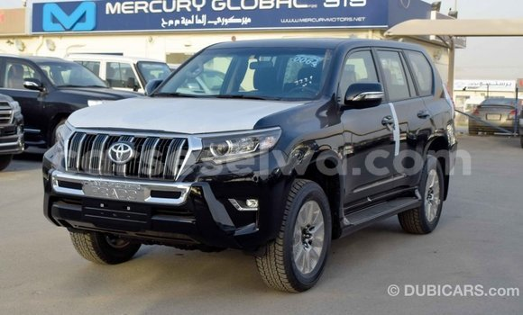 Buy Import Toyota Prado Black Car in Import - Dubai in East Mahé