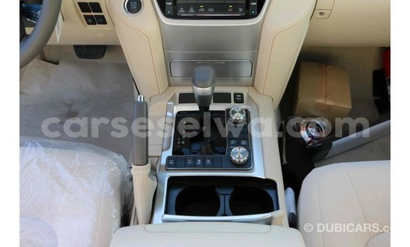 Buy Import Toyota Land Cruiser Black Car in Import - Dubai in East Mahé