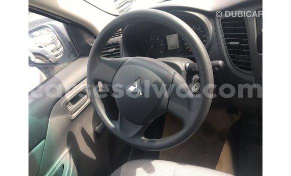 Buy Import Mitsubishi L200 White Car in Import - Dubai in East Mahé