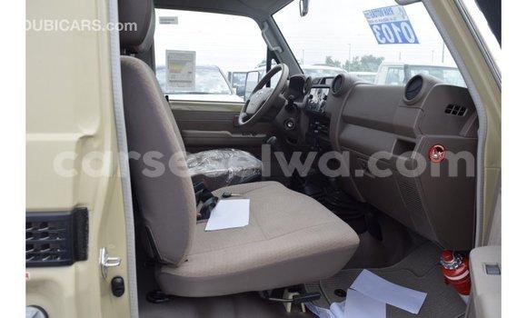 Buy Import Toyota Land Cruiser Beige Car in Import - Dubai in East Mahé