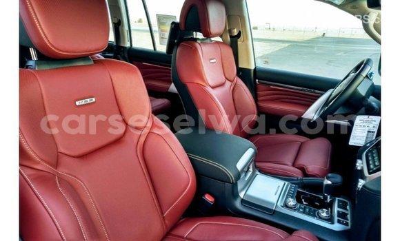Buy Import Toyota Land Cruiser Black Car in Import - Dubai in East Mahé