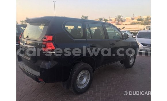 Buy Import Toyota Prado Black Car in Import - Dubai in East Mahé