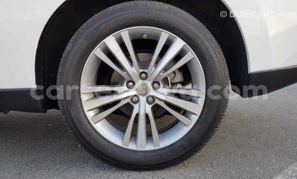 Buy Import Lexus RX 350 White Car in Import - Dubai in East Mahé