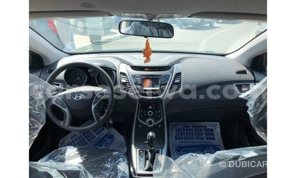 Buy Import Hyundai Elantra Black Car in Import - Dubai in East Mahé