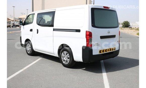 Buy Import Nissan Urvan White Car in Import - Dubai in East Mahé