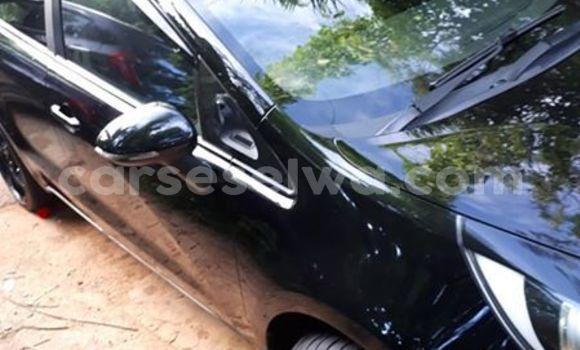 Buy Used Kia Rio Black Car in Beau Vallon in North Mahé