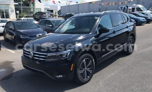 Buy Used Volkswagen Tiguan Black Car in Anse Royale in South Mahé