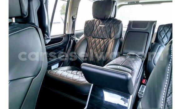 Acheter Importé Voiture Lexus LX Autre à Import - Dubai, East Mahé