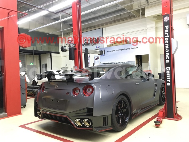 Big with watermark nismo rear