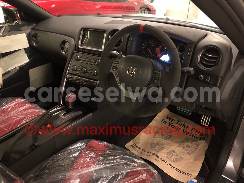 Big with watermark nismo interior front