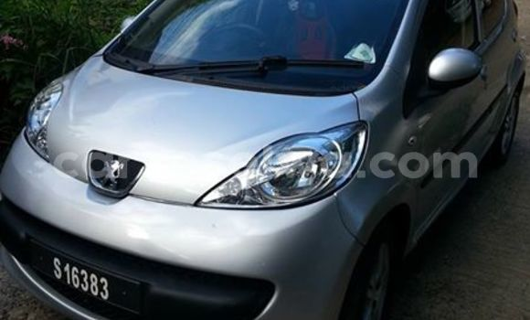 Buy New Peugeot 107 Silver Car in Les Mamelles in Greater Victoria