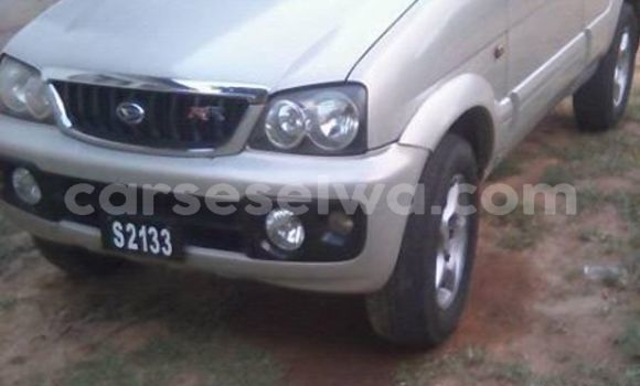 Buy Used Daihatsu Terios Silver Car in Les Mamelles in Greater Victoria