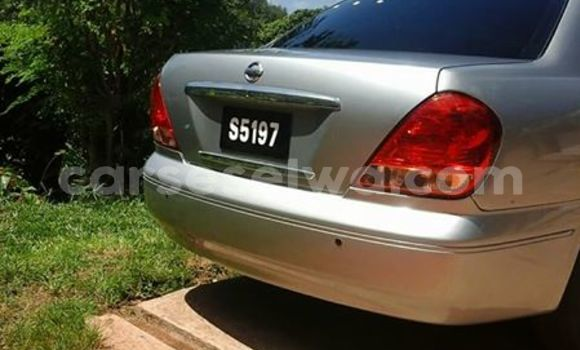 Buy Used Nissan Sunny Black Car in Bel Ombre in West Mahé