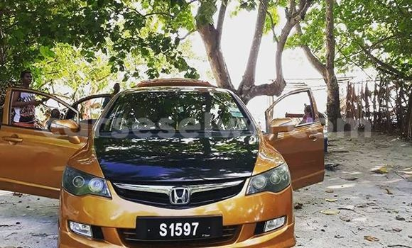 Buy Used Honda Civic Other Car in Anse Aux Pins in East Mahé