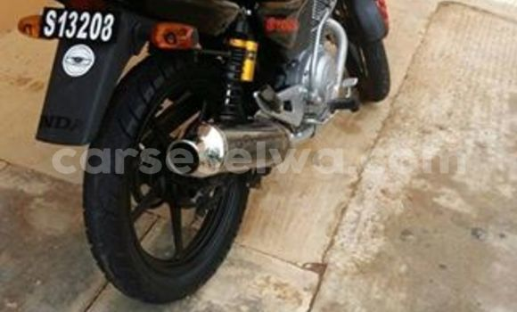 Buy Used Yamaha ybr 125 Black Bike in Baie Lazare in South Mahé