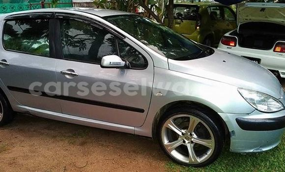 Buy Used Peugeot 307 Silver Car in Beau Vallon in North Mahé
