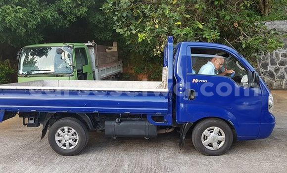 Buy Used Kia K2700 Blue Truck in Anse Aux Pins in East Mahé