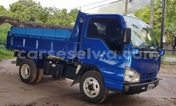 Buy Used Isuzu Elf Blue Truck in Beau Vallon in North Mahé