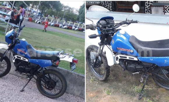 Buy Used Yamaha FZR Blue Moto in Anse Royale in South Mahé