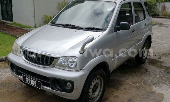 Buy Used Daihatsu Terios Silver Car in Beau Vallon in North Mahé
