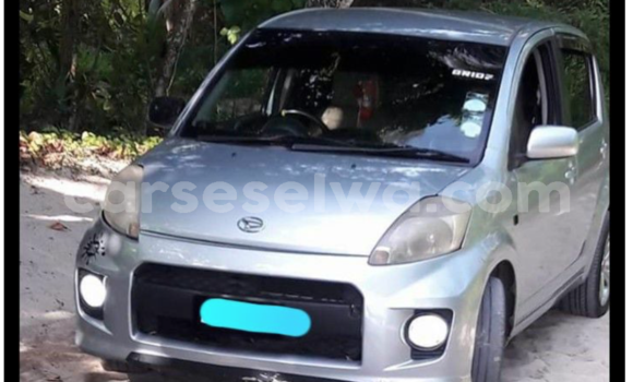 Buy Used Daihatsu Sirion Silver Car in Mont Buxton in Greater Victoria