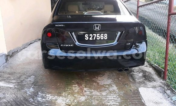 Buy Used Honda Civic Black Car in Beau Vallon in North Mahé