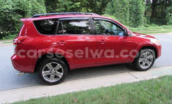 Buy Used Toyota RAV4 Red Car in Saint Louis in Greater Victoria