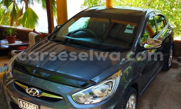 Buy Used Hyundai Accent Other Car in Anse Boileau in West Mahé