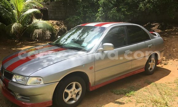 Buy Used Mitsubishi Lancer Silver Car in Beau Vallon in North Mahé