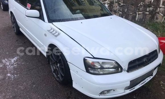 Buy Used Subaru Legacy White Car in Beau Vallon in North Mahé