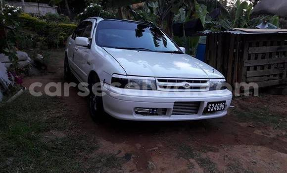 Buy Used Toyota Corsa White Car in Beau Vallon in North Mahé
