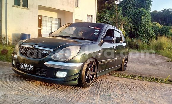 Buy Used Daihatsu Sirion Other Car in Beau Vallon in North Mahé