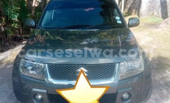 Buy Imported Suzuki Grand Vitara Other Car in Beau Vallon in North Mahé