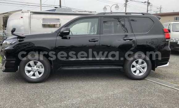 Buy New Toyota Land Cruiser Prado Black Car in Anse Aux Pins in East Mahé