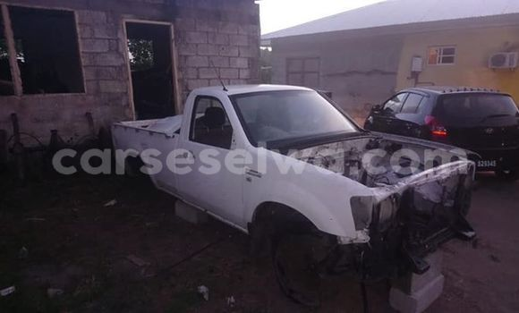 Buy Imported Ford Ranger White Car in Beau Vallon in North Mahé